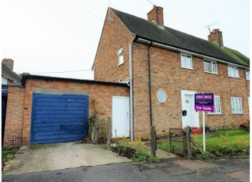 Thumbnail 3 bed semi-detached house for sale in Helions Walk, Haverhill