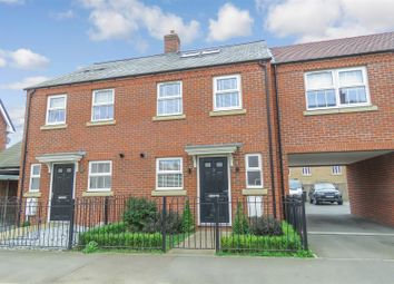 Thumbnail 3 bed terraced house for sale in Frankel Way, Biggleswade