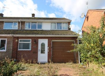 Thumbnail 3 bed end terrace house for sale in Newcomen Road, Bedworth, Warwickshire
