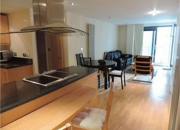 Thumbnail 2 bed flat to rent in Indescon Court, Millharbour, London