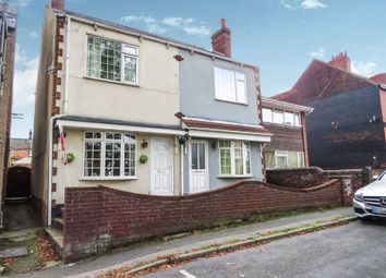 Thumbnail 2 bedroom semi-detached house for sale in King Street, Brimington, Chesterfield