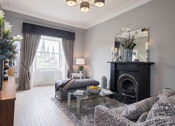 Thumbnail 1 bed flat for sale in Drumsheugh Gardens, West End