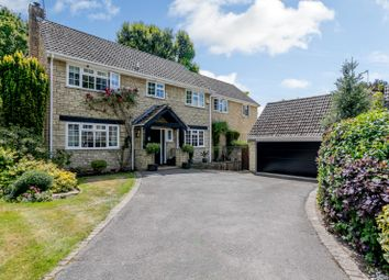 Thumbnail 4 bed detached house for sale in Fosters Grove, Windlesham, Surrey