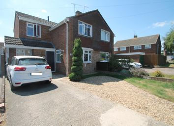 Thumbnail 3 bed semi-detached house for sale in Staveley Close, Aylesbury