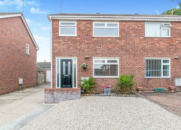 Thumbnail 3 bed semi-detached house for sale in Laurelhayes, Ipswich