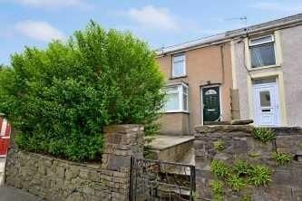 Thumbnail 2 bed terraced house to rent in Cardiff Street, Aberdare