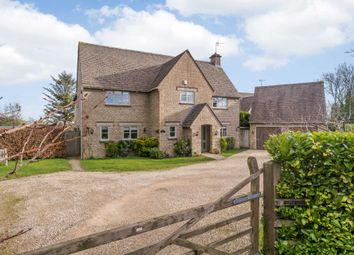 Thumbnail 5 bed detached house for sale in Brimpsfield, Gloucester
