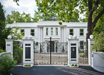Camp End Road, St George's Hill, Weybridge, Surrey KT13. 6 bed detached house for sale