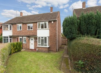 Thumbnail 3 bed semi-detached house for sale in Columbine Close, Rochester