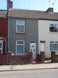 Thumbnail 3 bedroom terraced house to rent in Essex Road, Lowestoft