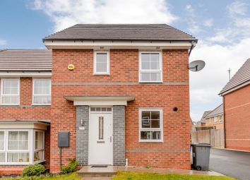 Thumbnail 3 bedroom semi-detached house for sale in Havilland Place, Stoke-On-Trent