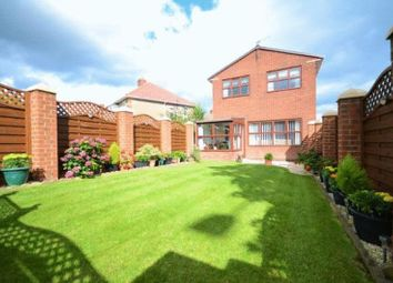 Thumbnail 4 bed detached house for sale in South Grange Park, Seaham