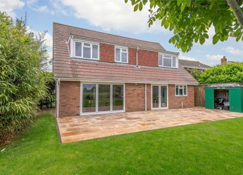 Thumbnail 4 bed detached house for sale in Queensway, Hayling Island, Hampshire