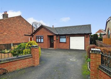 Thumbnail 2 bed detached bungalow for sale in Audlem Road, Nantwich