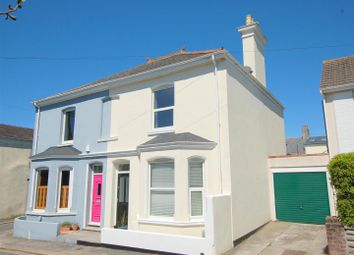 Thumbnail 2 bed semi-detached house for sale in Penlee Road, Stoke, Plymouth
