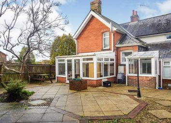 Thumbnail 3 bed semi-detached house for sale in The Ridge, Salisbury