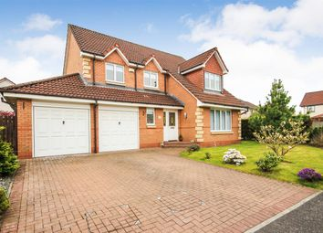 Thumbnail 4 bedroom detached house for sale in Inch Colm Avenue, Larbert