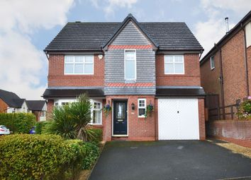 Thumbnail 5 bedroom detached house for sale in Princetown Close, Meir Park
