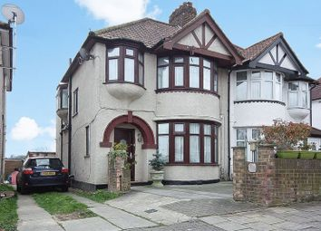 Thumbnail 4 bed semi-detached house for sale in Chestnut Grove, Sudbury, Wembley