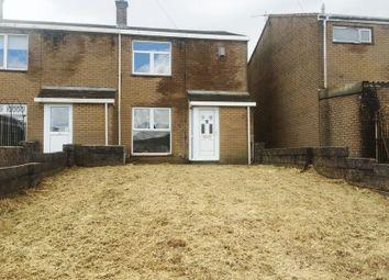 Thumbnail 2 bedroom semi-detached house to rent in Laurel Dene, Llanharry CF729Jn
