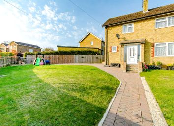 Thumbnail 3 bed end terrace house for sale in Queensway, Detling, Maidstone, Kent