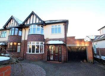 Thumbnail 3 bed property for sale in Yewlands Crescent, Preston