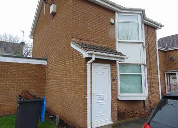Thumbnail 1 bed flat to rent in Coris Close, Middlesbrough