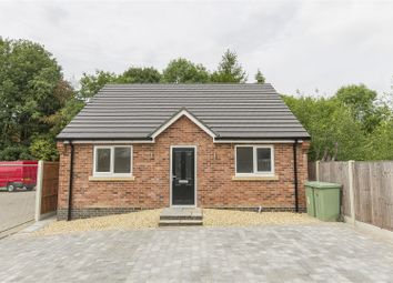 Thumbnail 2 bed detached bungalow for sale in Egstow Street, Clay Cross, Chesterfield