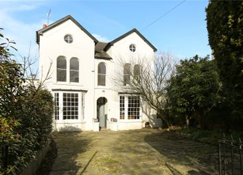 Thumbnail 4 bed detached house for sale in Cowper Place, Cardiff
