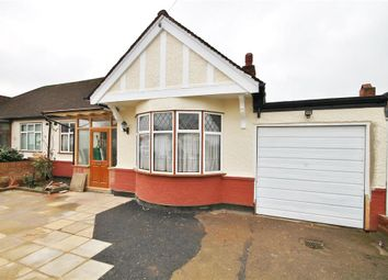 Thumbnail 3 bed bungalow for sale in Hammond Avenue, Mitcham, Surrey