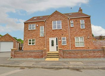 Thumbnail 6 bed detached house for sale in Station Road, Keyingham, Hull, East Riding Of Yorkshire