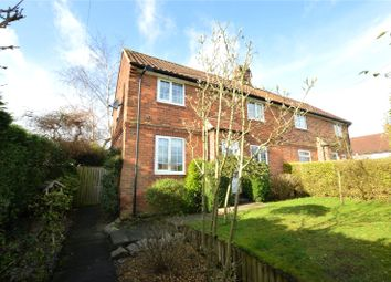 Thumbnail 3 bed semi-detached house for sale in Moss Syke, Scarcroft, Leeds, West Yorkshire