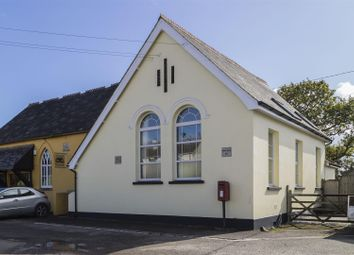Thumbnail 3 bed semi-detached house for sale in Widegates, Looe