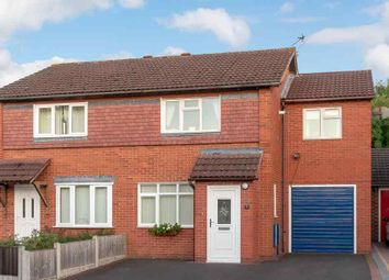 Thumbnail 3 bed semi-detached house for sale in Pensfold, Bicton Heath, Shrewsbury