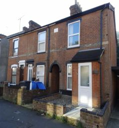 Thumbnail 2 bed end terrace house to rent in Cavendish Street, Ipswich, Suffolk