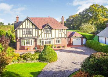 Thumbnail 3 bed detached house for sale in Elson Road, Ellesmere, Shropshire