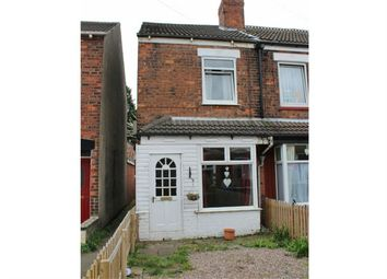Thumbnail 2 bedroom terraced house for sale in Edward Street, Hessle, East Riding Of Yorkshire