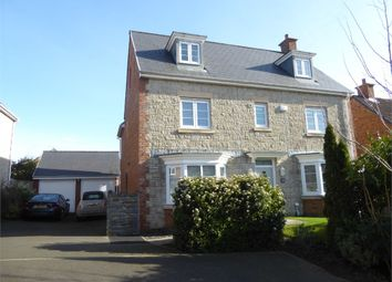 Thumbnail 5 bed detached house for sale in Monument Close, Portskewett, Caldicot