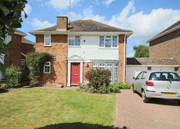 Thumbnail 4 bedroom link-detached house for sale in Adam Close, Coxheath, Maidstone