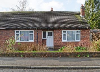 Thumbnail 3 bed semi-detached bungalow for sale in Hob Moor Terrace, York