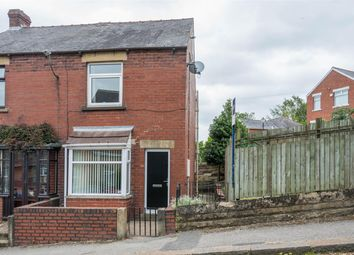 Thumbnail 2 bed end terrace house for sale in Whitwell Crescent, Stocksbridge, Sheffield