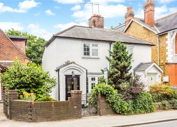 Thumbnail 2 bed semi-detached house for sale in Burwood Road, Hersham, Walton-On-Thames, Surrey