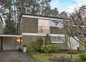 Thumbnail 3 bed link-detached house for sale in Heathermount Drive, Crowthorne, Berkshire
