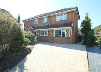 Thumbnail 3 bed detached house for sale in Blyth Close, Timperley, Altrincham