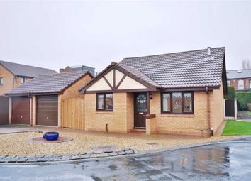 Thumbnail 2 bed detached bungalow for sale in Derwent Close, Leigh