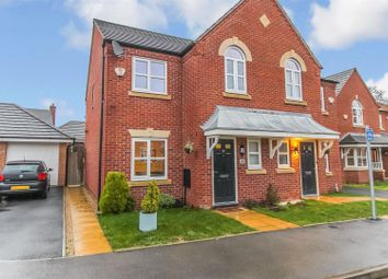 Thumbnail 3 bed semi-detached house for sale in Gwendolyn Drive, Binley, Coventry
