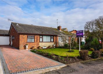 Thumbnail 4 bed bungalow for sale in Berry Way, Newton Longville