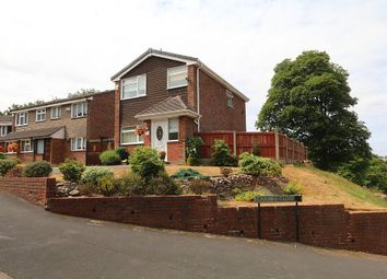 Thumbnail 3 bed detached house for sale in Carmel Close, Hednesford, Cannock, Staffordshire