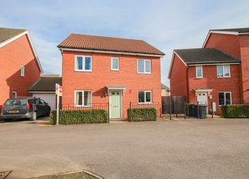 Thumbnail 4 bed detached house for sale in Blenheim Close, Upper Cambourne, Cambourne, Cambridge