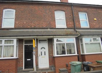 Thumbnail 3 bedroom terraced house to rent in Darlaston Road, Pleck, Walsall